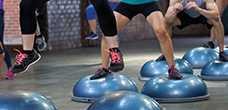 BOSU Strong & Stretch Workshop