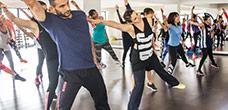 AEROBIC DANCE PERFORMANCE Workshop