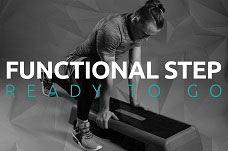 FUNCTIONAL STEP READY TO GO Workshop