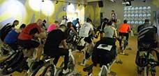SCHWINN CYCLING HIGH INTENSIVE INTERVAL TRAINING Workshop