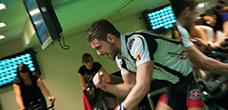 SCHWINN CYCLING TARGET HEART RATE Workshop