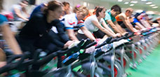 SCHWINN CYCLING INTERVAL TRAINING AND STRETCHING Workshop