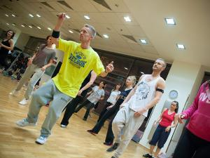 AEROBIC ADVANCED CHOREOGRAPHY Workshop