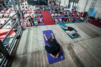 Move On Pilates & Yoga<br />Italy 2014